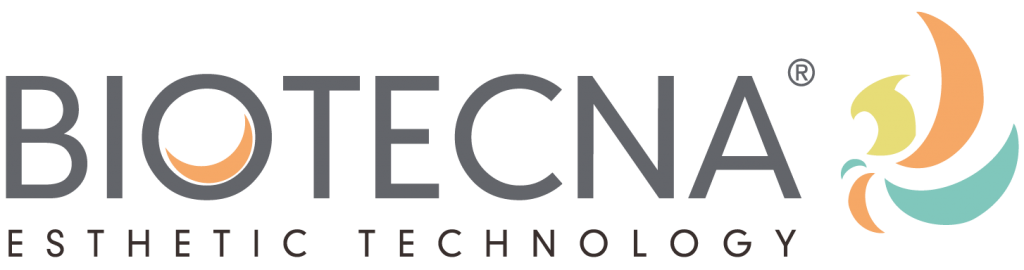 LOGO BIOTECNA ESTHETIC TECHNOLOGY Text Negro