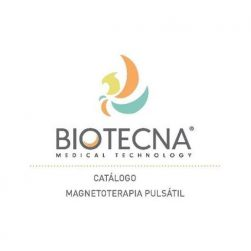 CATALOGO DIGITAL BIOTECNA MAGNETOTERAPIA